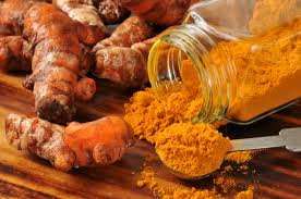 Healthy mind into a healthy body with turmeric!