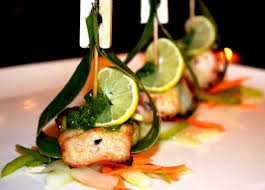 Food Plating Techniques Available