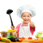 Let kids be the chef