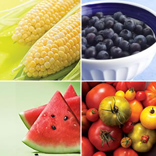 Choose these foods for the lovely summer