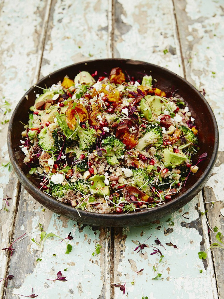 Superfood Salad for your health lifestyle