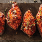 Beautifully Baked Sweet potatoes