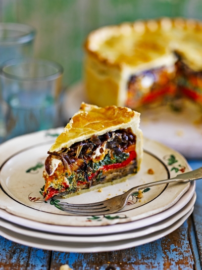 My favorite picnic pie